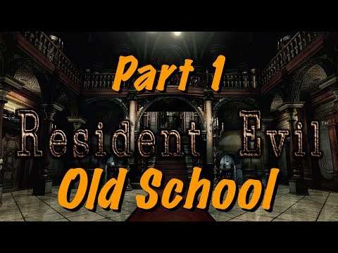 Resident Evil Remastered Live Gameplay PS4 - Part 1