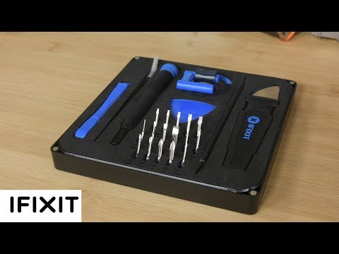 iFixit's Essential Electronics Toolkit!
