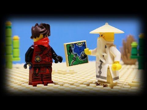 Lego Ninjago Treasure Adventure
