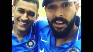 MS Dhoni and Yuvraj Singh Are Back Together | Six Sigma Films