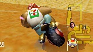 Wii 99999cc カート マリオ