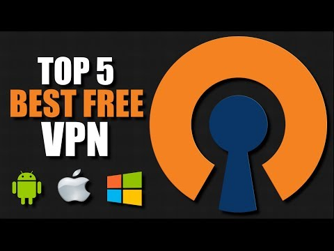 Top 5 Best Free VPN Services