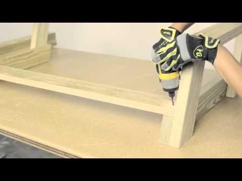 YellaWood® Porch Swing Project Plan