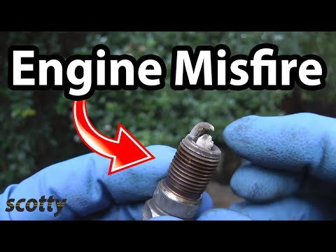 How to Fix a Engine Misfire Code P0301 (Spark Plugs and Wires)