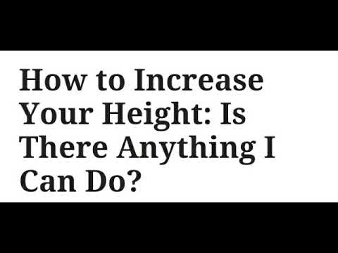 increase height 3-4 inches guaranteed in 2 months |Deadly combination of ashwaganda and hitex |