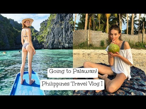 Going to Palawan! - Philippines Travel Vlog I