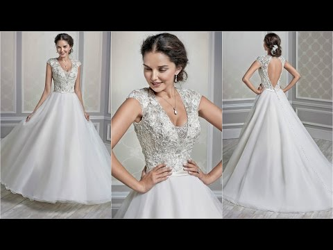 Silk Wedding Dress | The Bridal Collection | Italian Wedding Dresses | Wedding Dresses | WD40