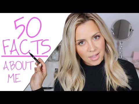 50 Facts About Me Tag | ellebangs