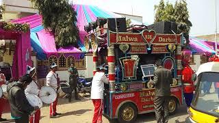 mere rashqe qamar song by MALWA DARBAR BAND 35 PERSON GROUP in odhav gham ahmedabad