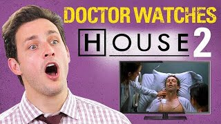 """Doctor Reacts To House M.d #2. 
