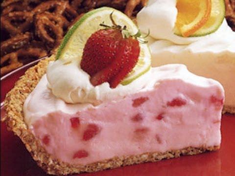 How to Make Frozen Margarita Pie