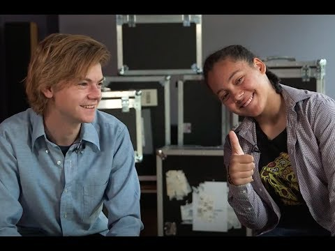 Thomas Brodie-Sangster on Making Films and Top Tips for Acting.