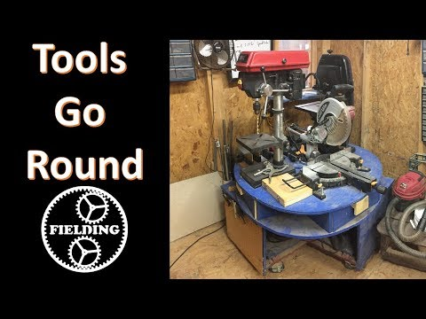 018. The Tool Carousel; A Detailed Walkthrough Plus Future Improvements