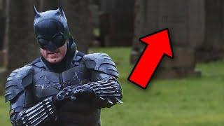 Batman Full Batsuit Revealed! Catwoman & Batcycle Scene!