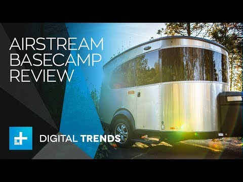 Airstream Basecamp - Hands On Review