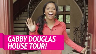Olympian Gabby Douglas Takes Us Weekly On A Tour Of Her Home Includin