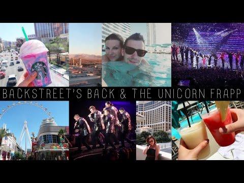 VEGAS / Backstreet's Back & The Unicorn Frapp