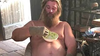 Endgame Directors Reveal How Chris Hemsworth Reacted To Fat Thor
