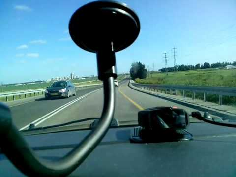 Car anti radar detector Russian/English V7