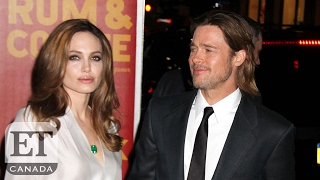 Angelina Jolie Breaks Silence On Divorce From Brad Pitt