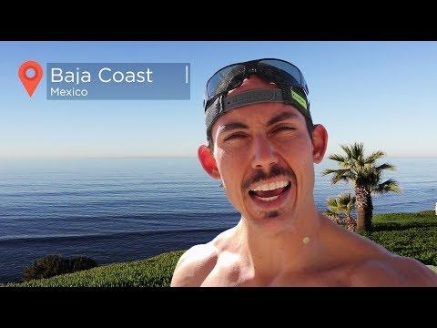 Rower Vs Mexico - Rowing On The Baja Coast