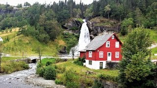 Download 11 HOURS of Gentle Water Stream - Nature sounds of Water for Sleep, Focus, Meditation Video