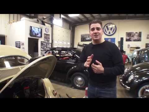 Classic VW BuGs How to Barn Start your Old Vintage Beetle Engine Motor Part 2