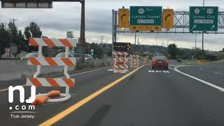 Commute with us on the first morning of Rt 495's closed lanes