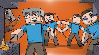 MINECRAFT STEREOTYPES! (Online Drawing Game/Draw My Thing)