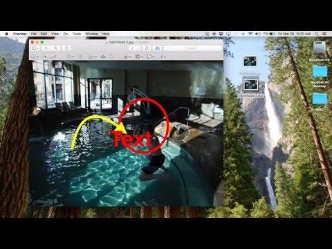 Resizing Photos on a Mac