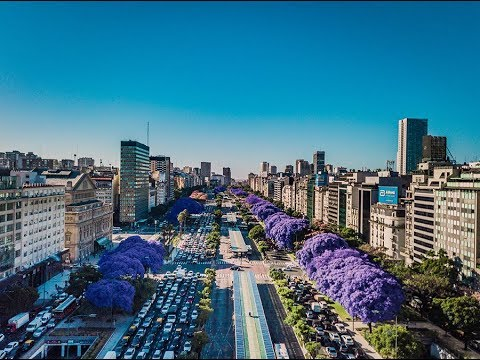 DRONE VLOG BUENOS AIRES