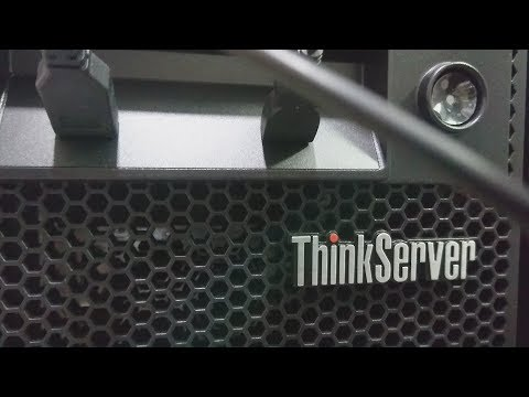 How to Install Server 2012 R2 in ThinkServer TS150 using Easy Startup