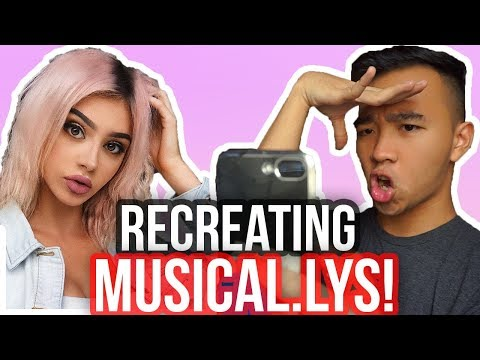 RECREATING KRISTEN HANCHER'S MUSICAL.LYS! + Musical.ly Transition Tutorial