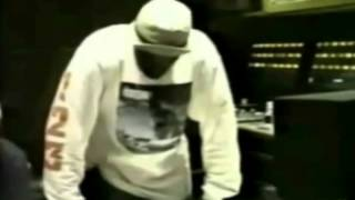 Prodigy , Raekwon & Ghostface in studio