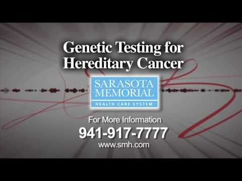 Ovarian Cancer & Genetic Testing