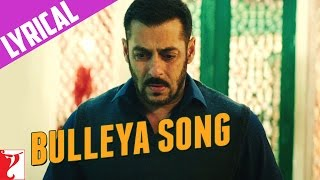 Sultan | Song with Lyrics | Salman Khan | Anushka Sharma