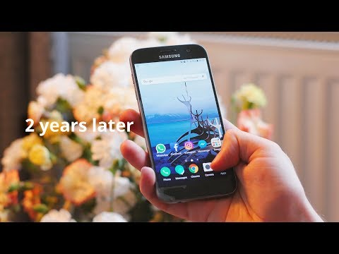 Samsung Galaxy S7 - 2 years later