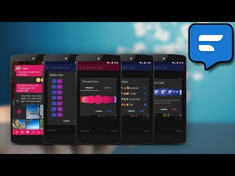 MEILLEURE APPLICATION SMS 100% PERSONNALISABLE SUR ANDROID | TEXTRA SMS