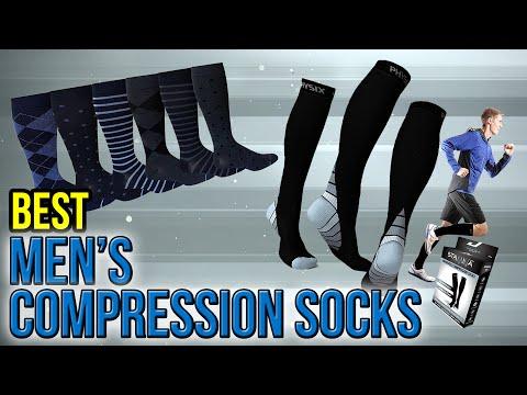 8 Best Men's Compression Socks 2017