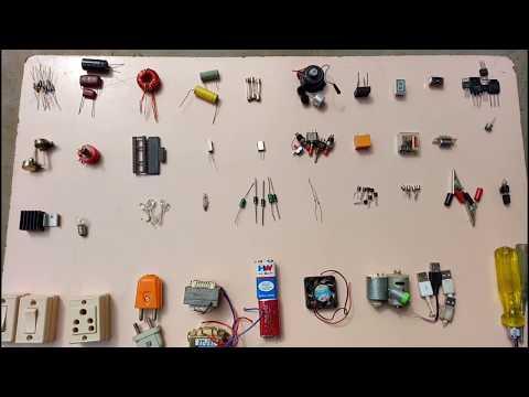 Basic Electronics Components Part-1