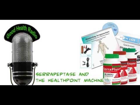 Radio Interview about Serrapeptase and Healthpoint - PakVim