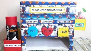 Slime Vending Machine Tutorial Diy Videos 9videos Tv