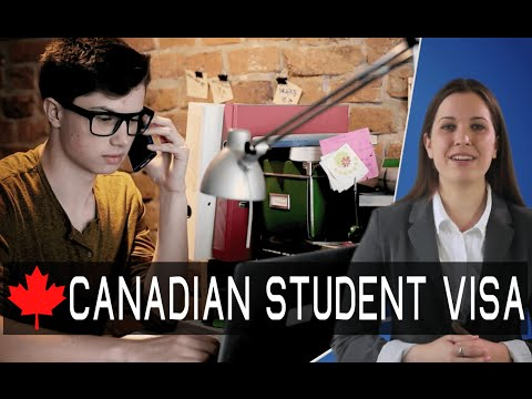 Canadian student visa   study in canada