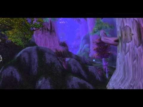 Night Elf Intro - Pre-Cataclysm
