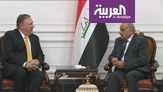 انتقادات للقاء ظريف مع بعض شيوخ عشائر جنوب العراق