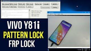 Vivo Y71 Remove Pattern Lock & FRP Lock | EDL Mode Point