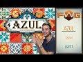 Azul | Part 1| Nem véletlenül az év játéka (Zsdav, Kaci)