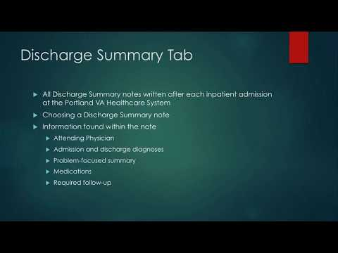 Intro to CPRS For Nursing Students 17: Surgery Tab