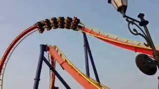 Most Adventures Ride: Nitro Ride at Imagica Theme Park -:Awesome and crazy