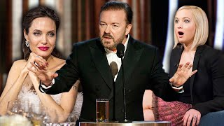 15 Most Savage Celebrity Burns (ft. Ricky Gervais)